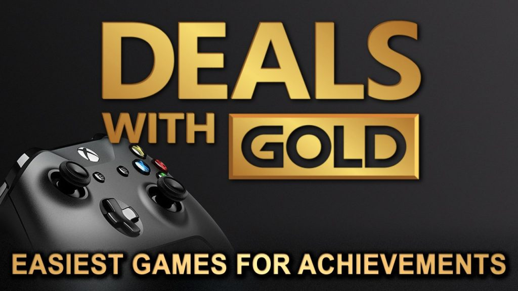 Best Xbox Live Deals With Gold Games For Achievement Hunters